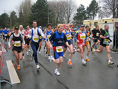 Paderborner Osterlauf 2004 - 1