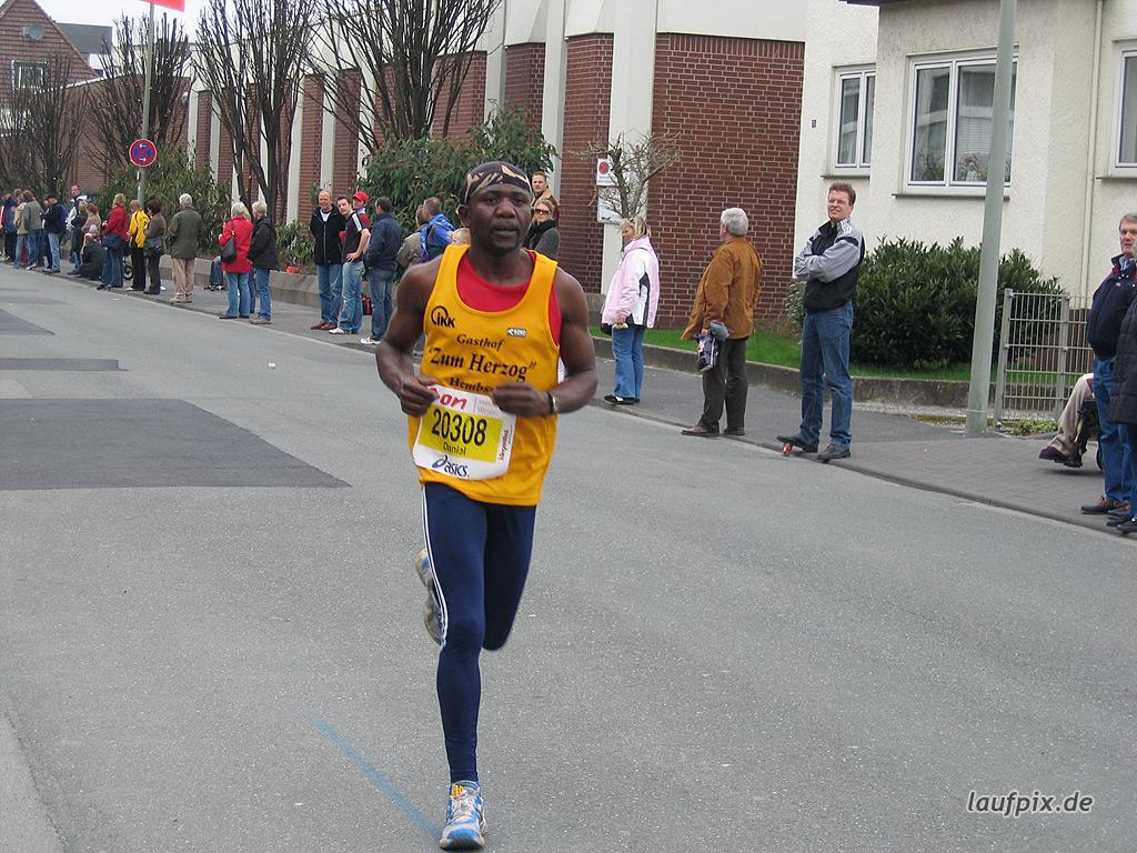 Paderborner Osterlauf - 21km 2006 - 126