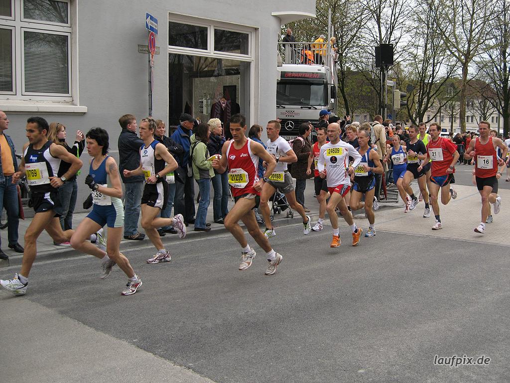 Paderborner Osterlauf - 21km 2007 - 16