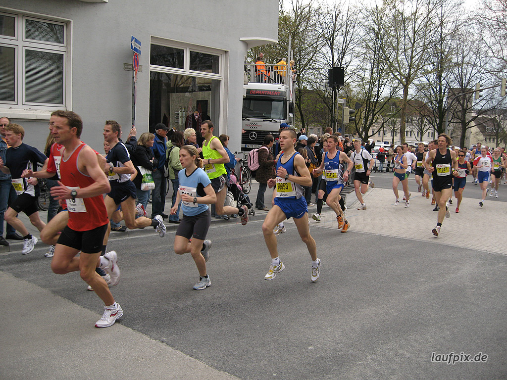 Paderborner Osterlauf - 21km 2007 - 19