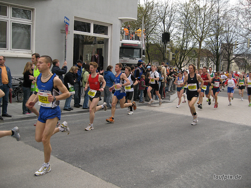 Paderborner Osterlauf - 21km 2007 - 20