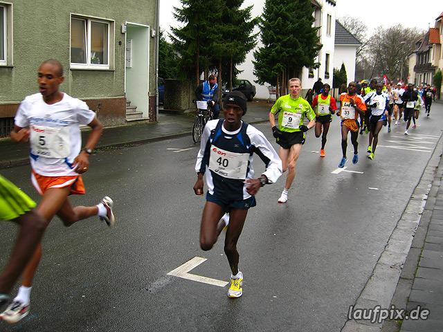 Paderborner Osterlauf - 10km 2008 - 2