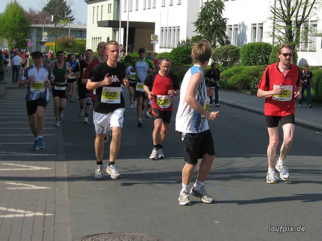 Paderborner Osterlauf - 21km 2009 - 415