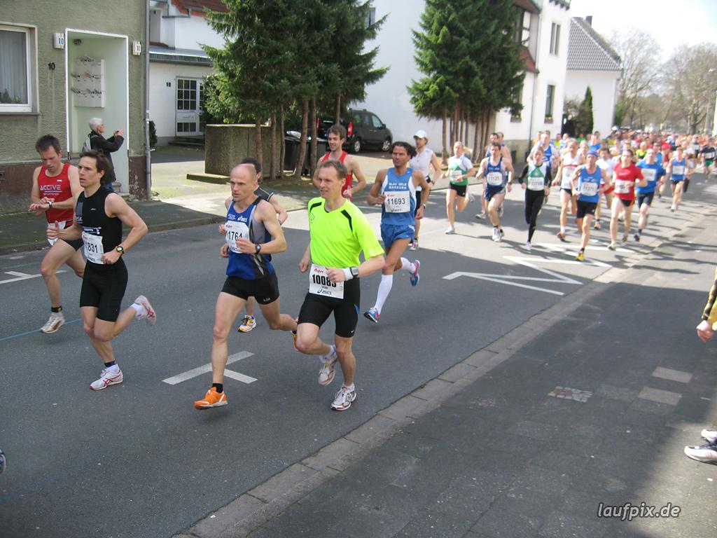 Paderborner Osterlauf (10km) 2010 - 12
