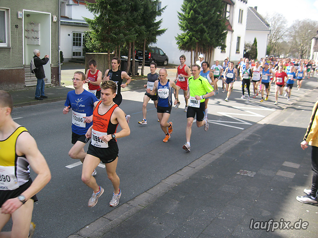 Paderborner Osterlauf (10km) 2010 - 11