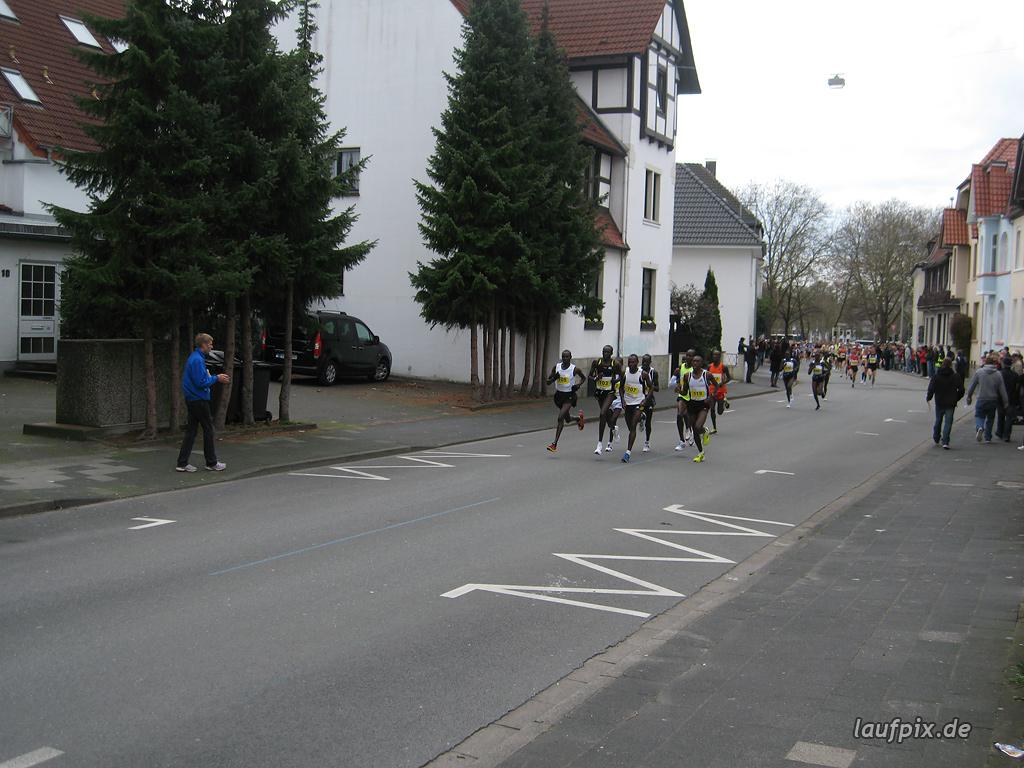 Paderborner Osterlauf (21km) 2010 - 5