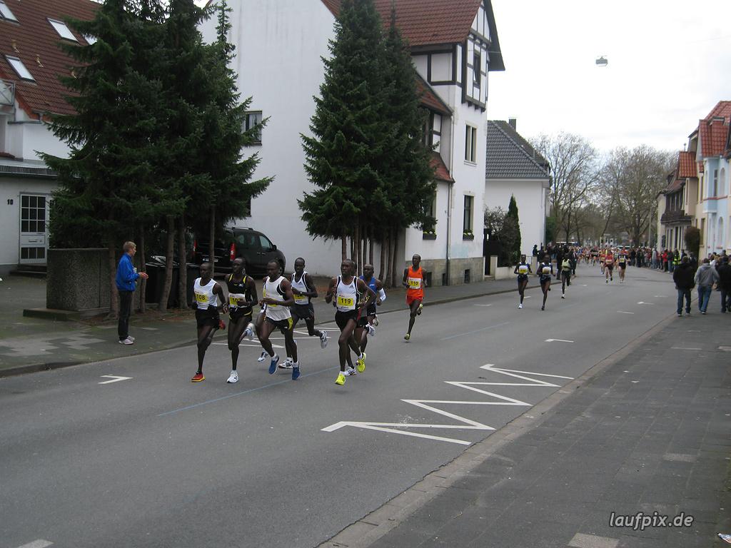 Paderborner Osterlauf (21km) 2010 - 8