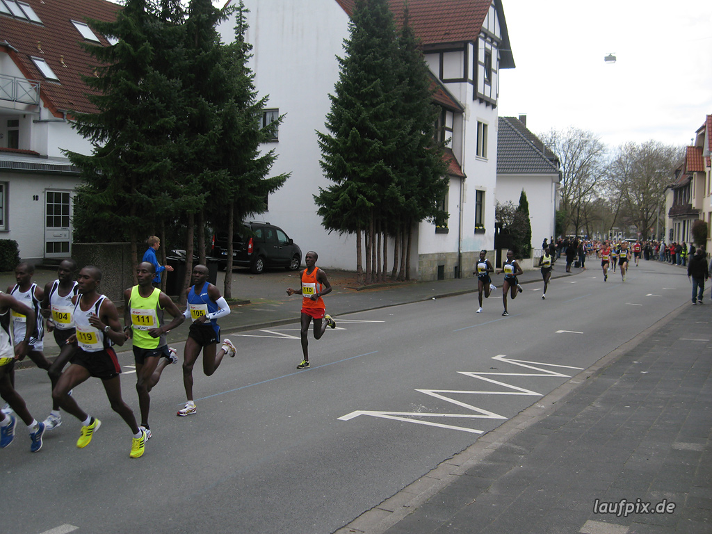 Paderborner Osterlauf (21km) 2010 - 10