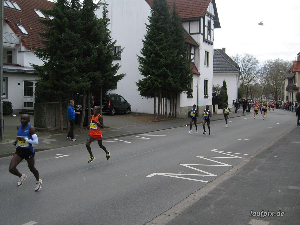 Paderborner Osterlauf (21km) 2010 Foto (11)