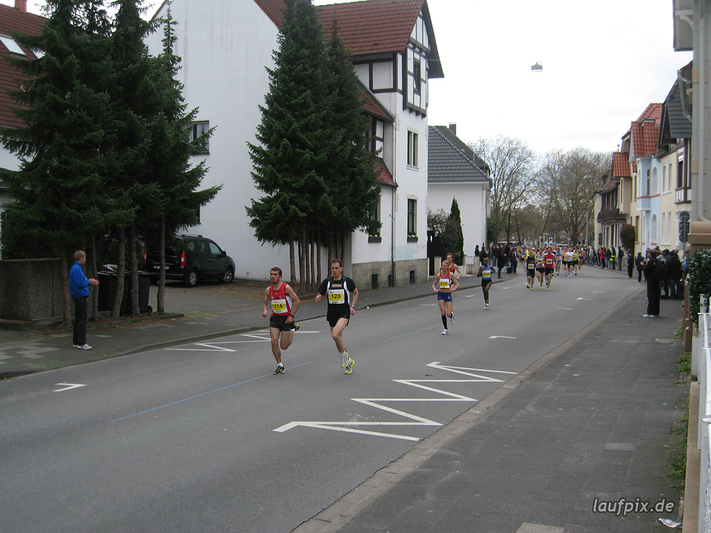 Paderborner Osterlauf (21km) 2010 - 21