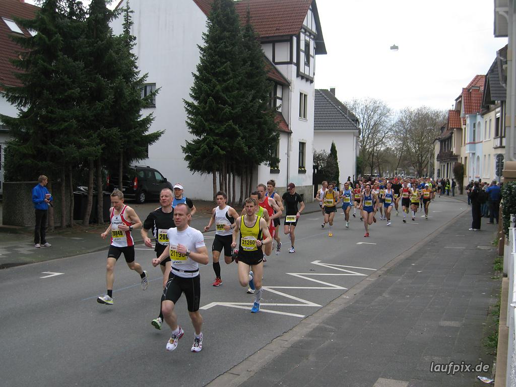 Paderborner Osterlauf (21km) 2010 - 41