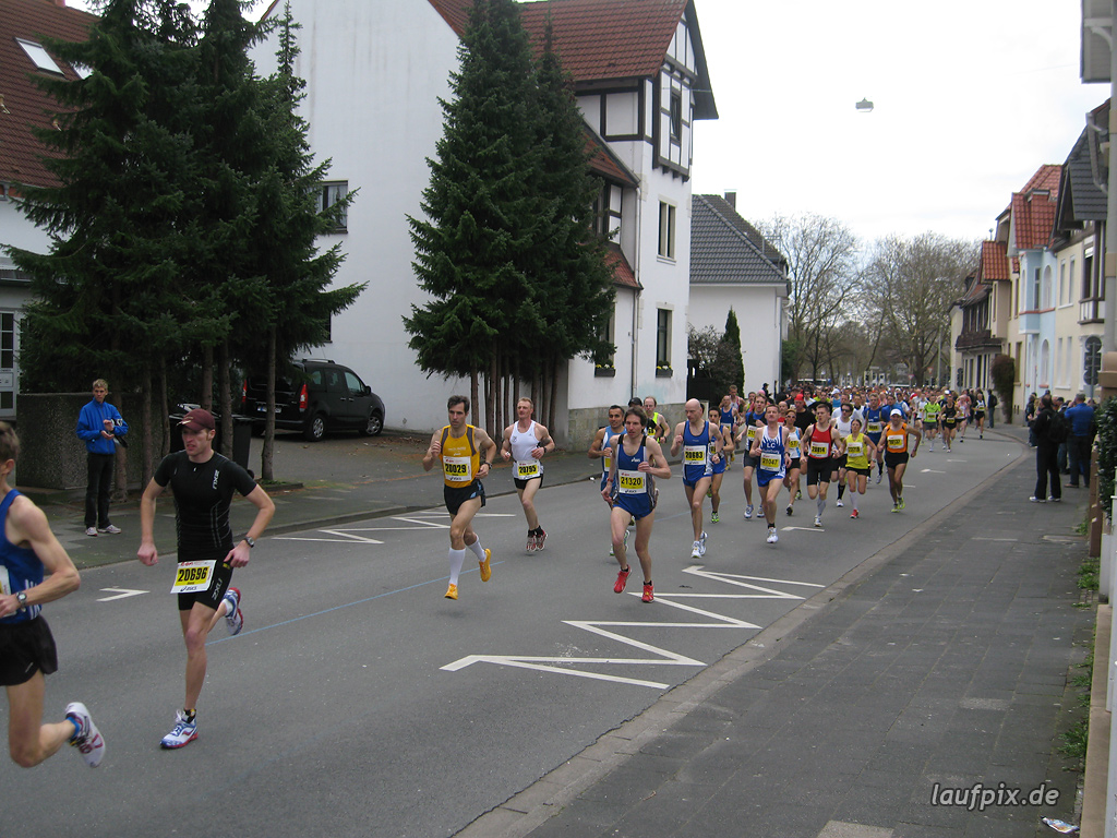 Paderborner Osterlauf (21km) 2010 - 45