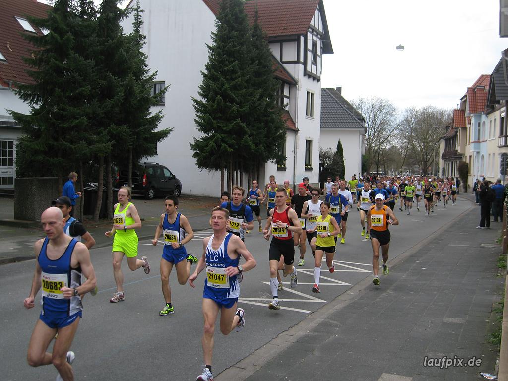 Paderborner Osterlauf (21km) 2010 - 50