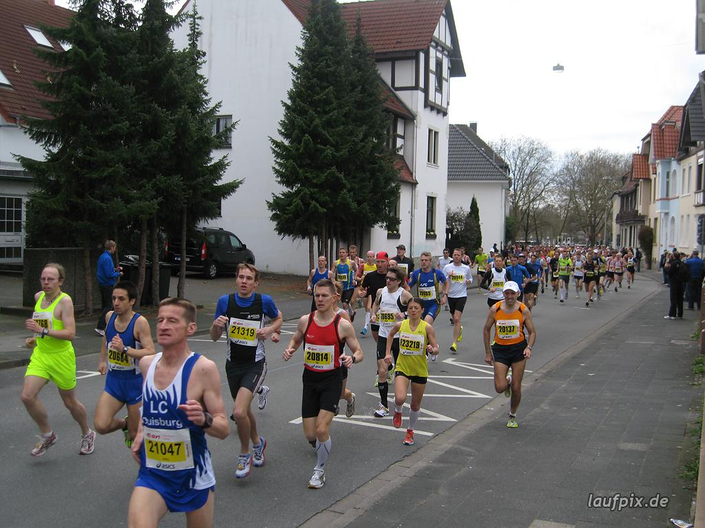 Paderborner Osterlauf (21km) 2010 - 51