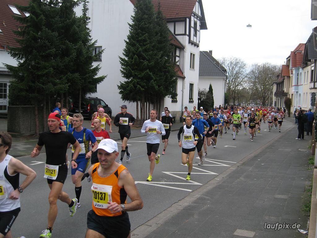 Paderborner Osterlauf (21km) 2010 Foto (54)