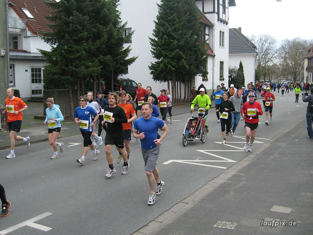 Paderborner Osterlauf (21km) 2010 - 410