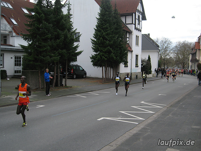 Paderborner Osterlauf (21km) 2010 - 12