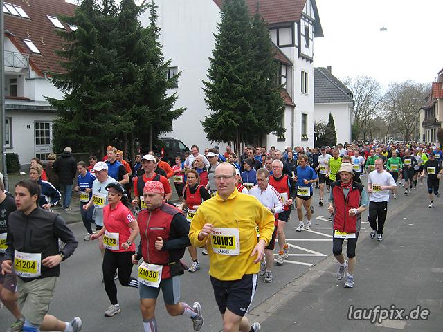 Paderborner Osterlauf (21km) 2010