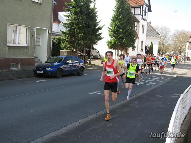 Paderborner Osterlauf (5km) 2010 - 12