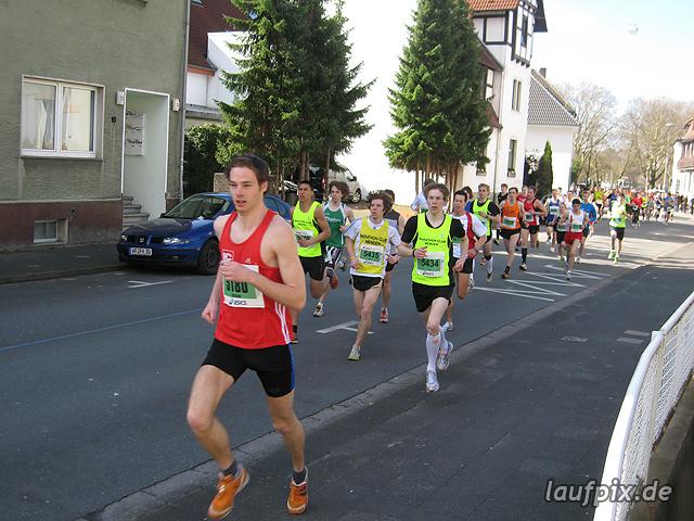 Paderborner Osterlauf (5km) 2010 - 13