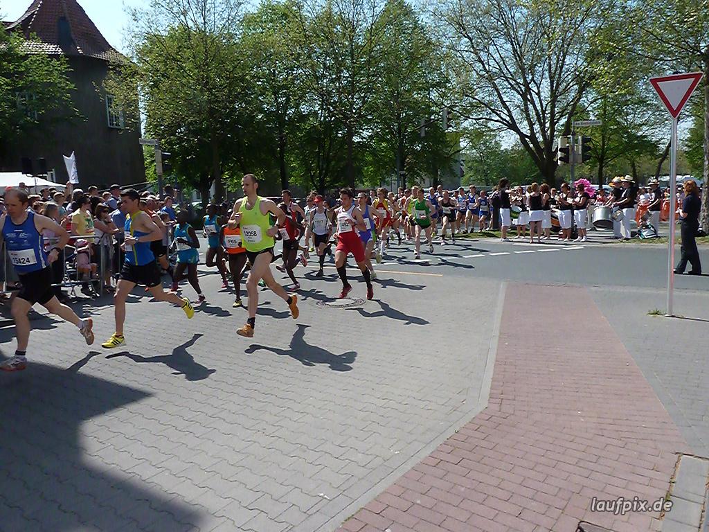 Paderborner Osterlauf 10km Start 2011 - 8