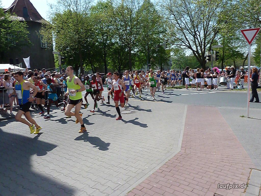 Paderborner Osterlauf 10km Start 2011 - 9