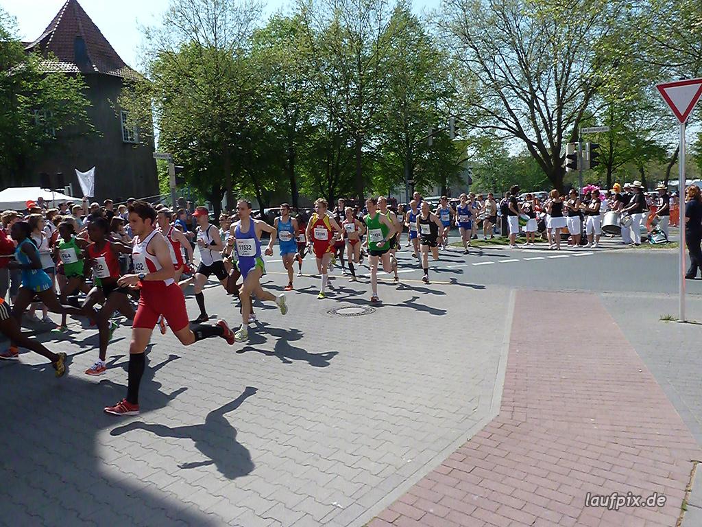 Paderborner Osterlauf 10km Start 2011 - 12