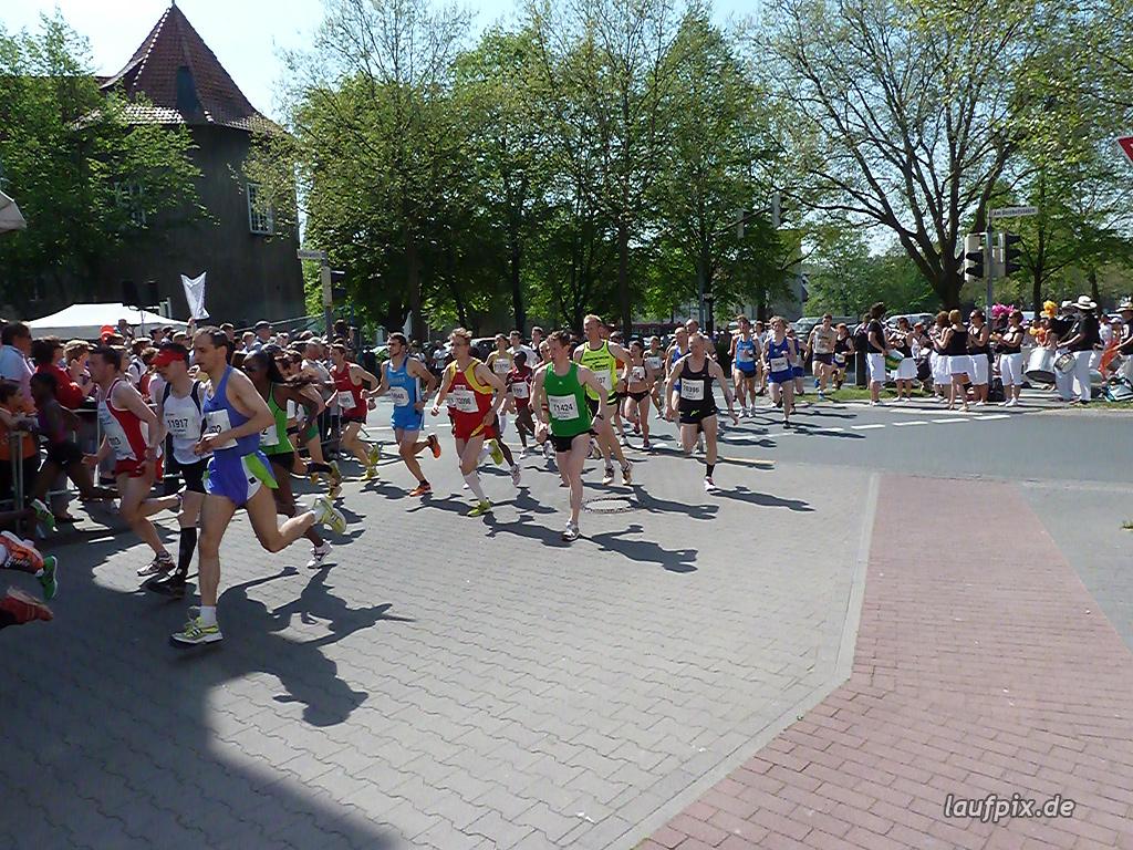 Paderborner Osterlauf 10km Start 2011 - 14