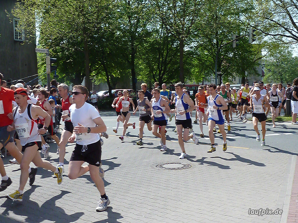 Paderborner Osterlauf 10km Start 2011 - 15
