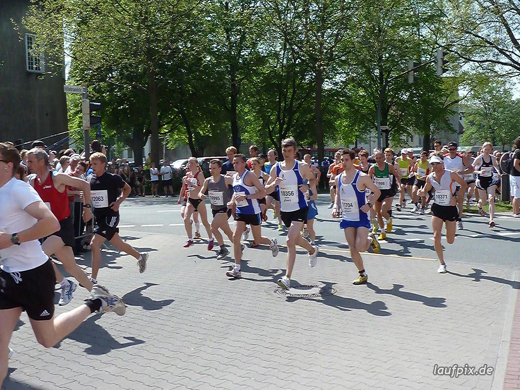 Paderborner Osterlauf 10km Start 2011 - 16