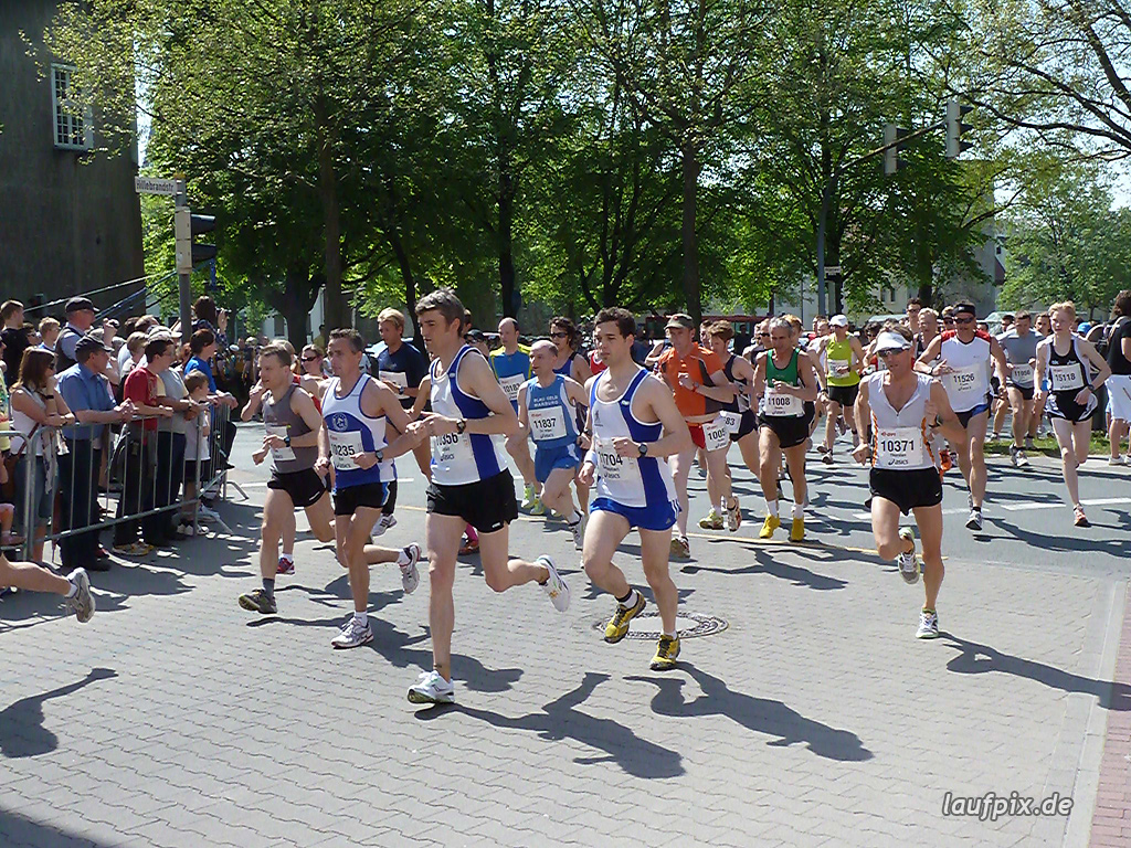 Paderborner Osterlauf 10km Start 2011 - 18