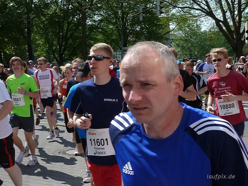 Paderborner Osterlauf 10km Start 2011 - 419