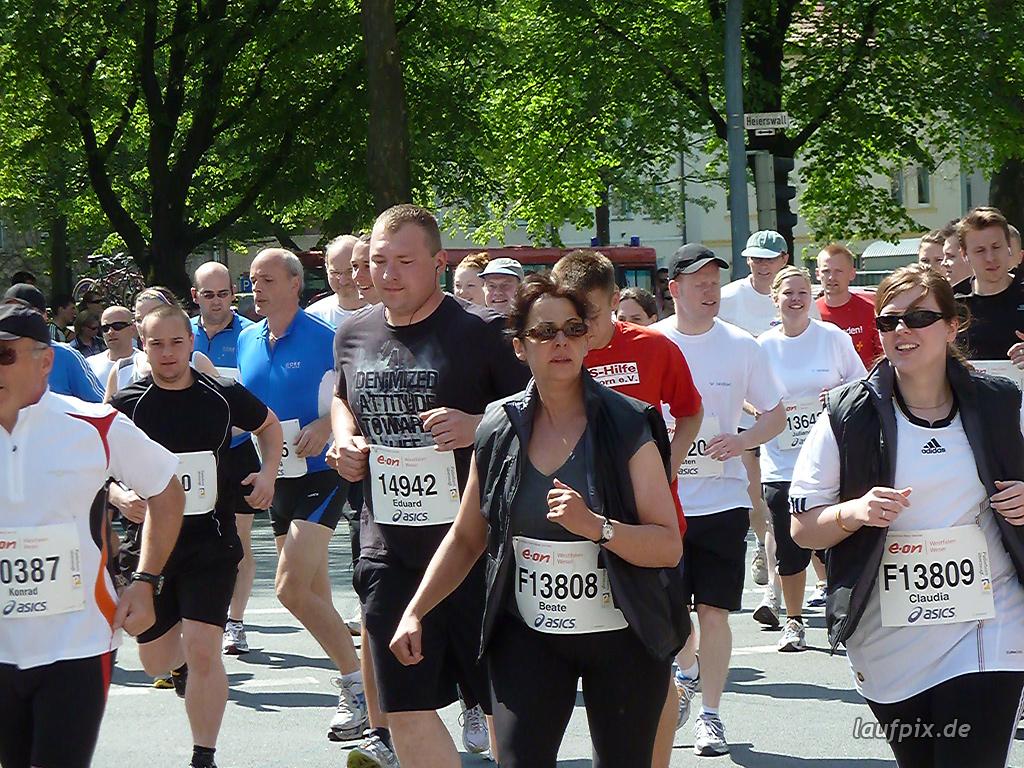 Paderborner Osterlauf 10km Start 2011 - 560