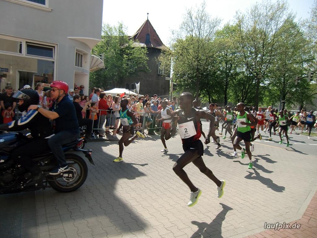 Paderborner Osterlauf 10km Start 2011 - 1