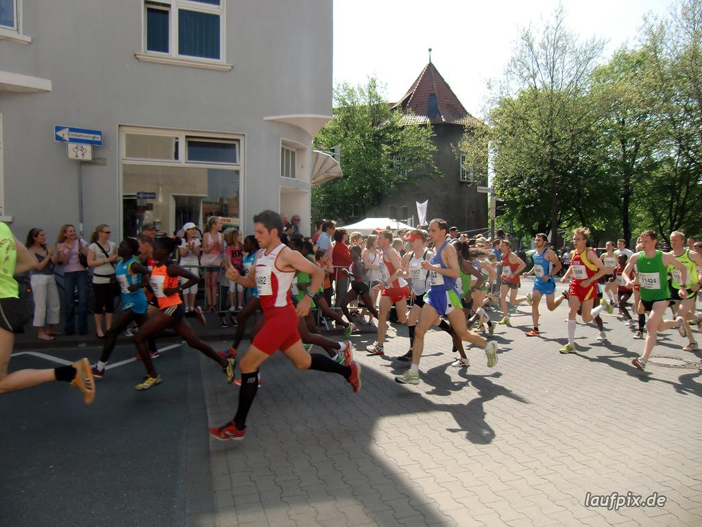 Paderborner Osterlauf 10km Start 2011 - 3