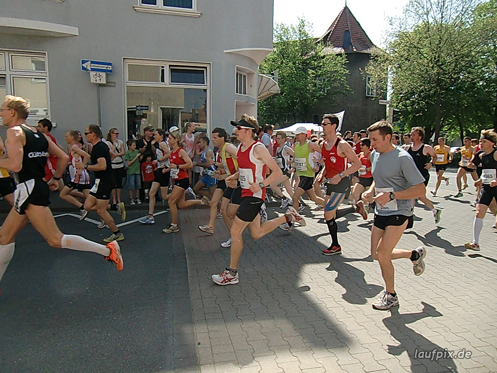 Paderborner Osterlauf 10km Start 2011 - 4