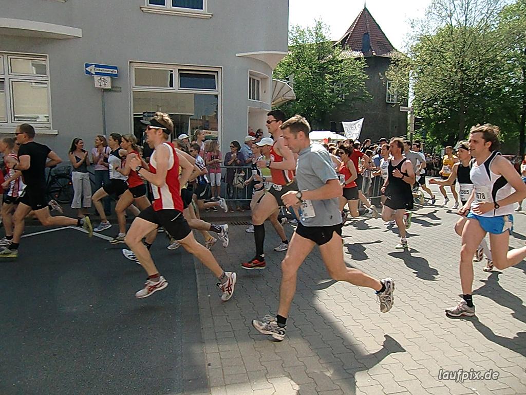 Paderborner Osterlauf 10km Start 2011 - 6