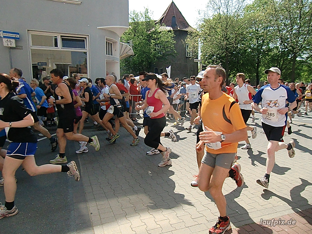 Paderborner Osterlauf 10km Start 2011 - 8