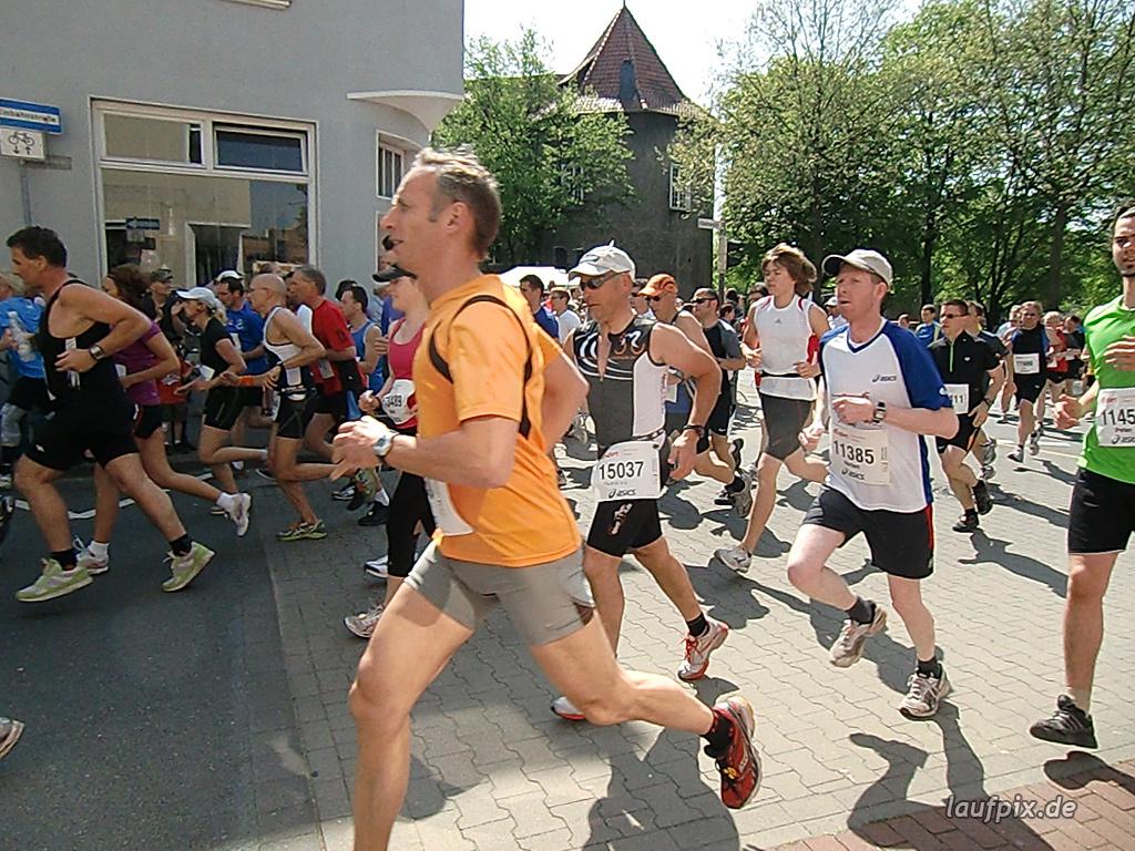 Paderborner Osterlauf 10km Start 2011 - 10