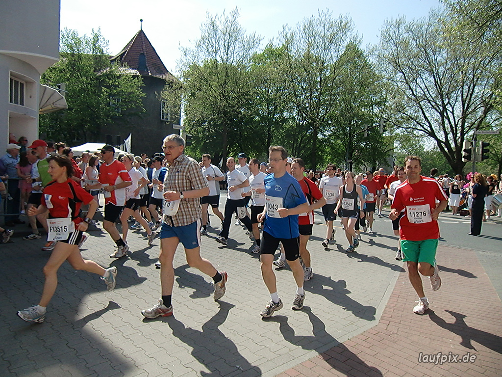 Paderborner Osterlauf 10km Start 2011 - 33
