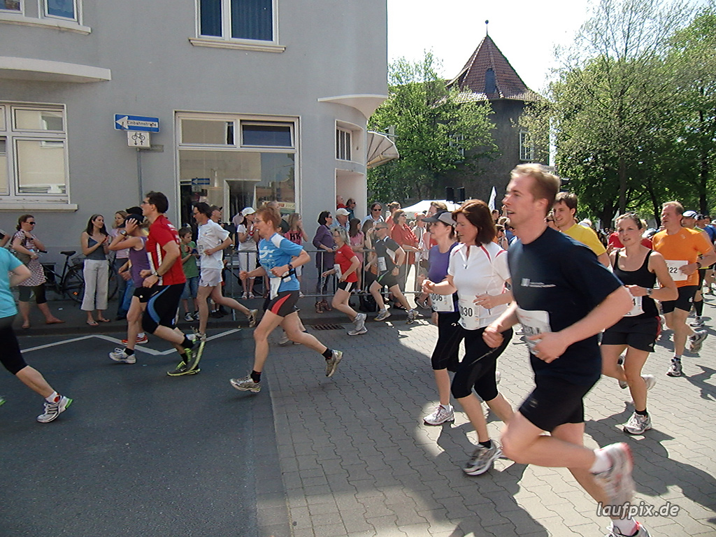 Paderborner Osterlauf 10km Start 2011 - 35