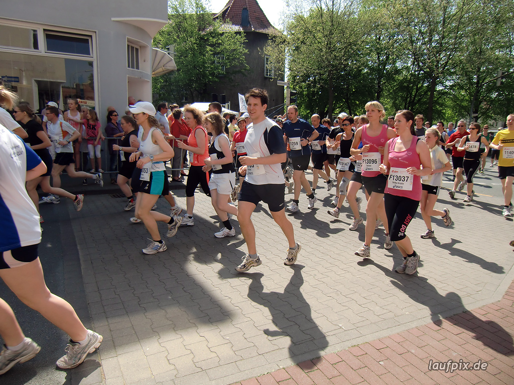 Paderborner Osterlauf 10km Start 2011 - 37