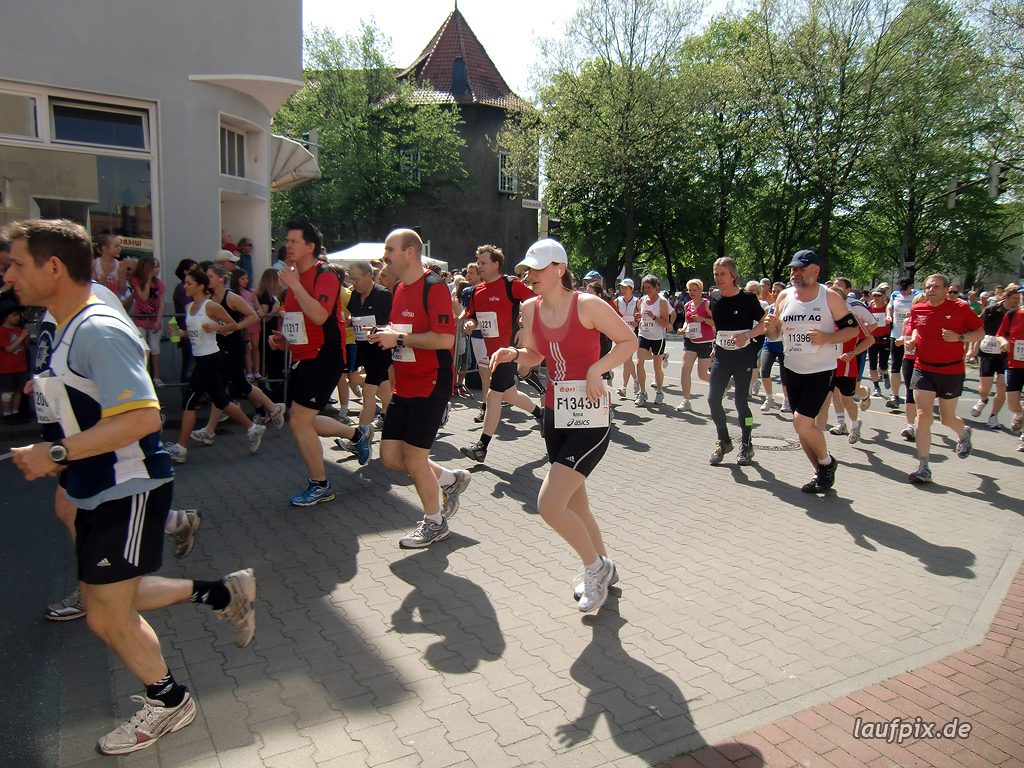 Paderborner Osterlauf 10km Start 2011 - 48