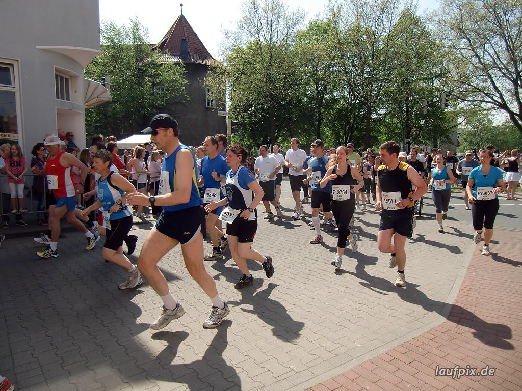 Paderborner Osterlauf 10km Start 2011 - 49