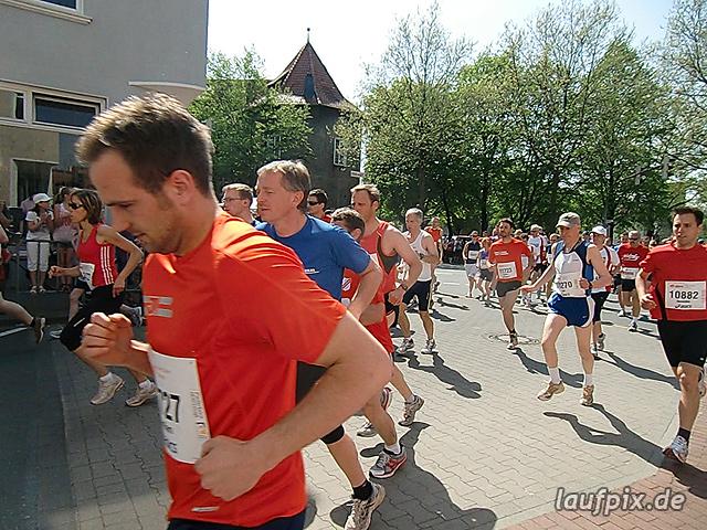 Paderborner Osterlauf 10km Start 2011 - 11