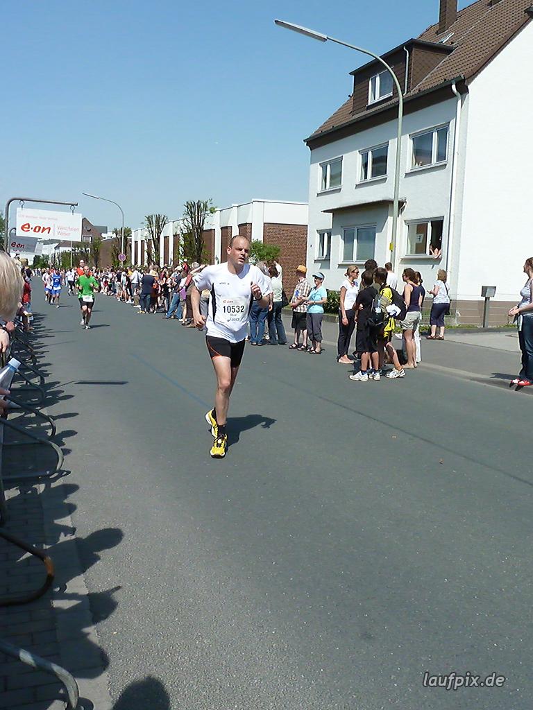 Paderborner Osterlauf 10km Ziel 2011 - 213
