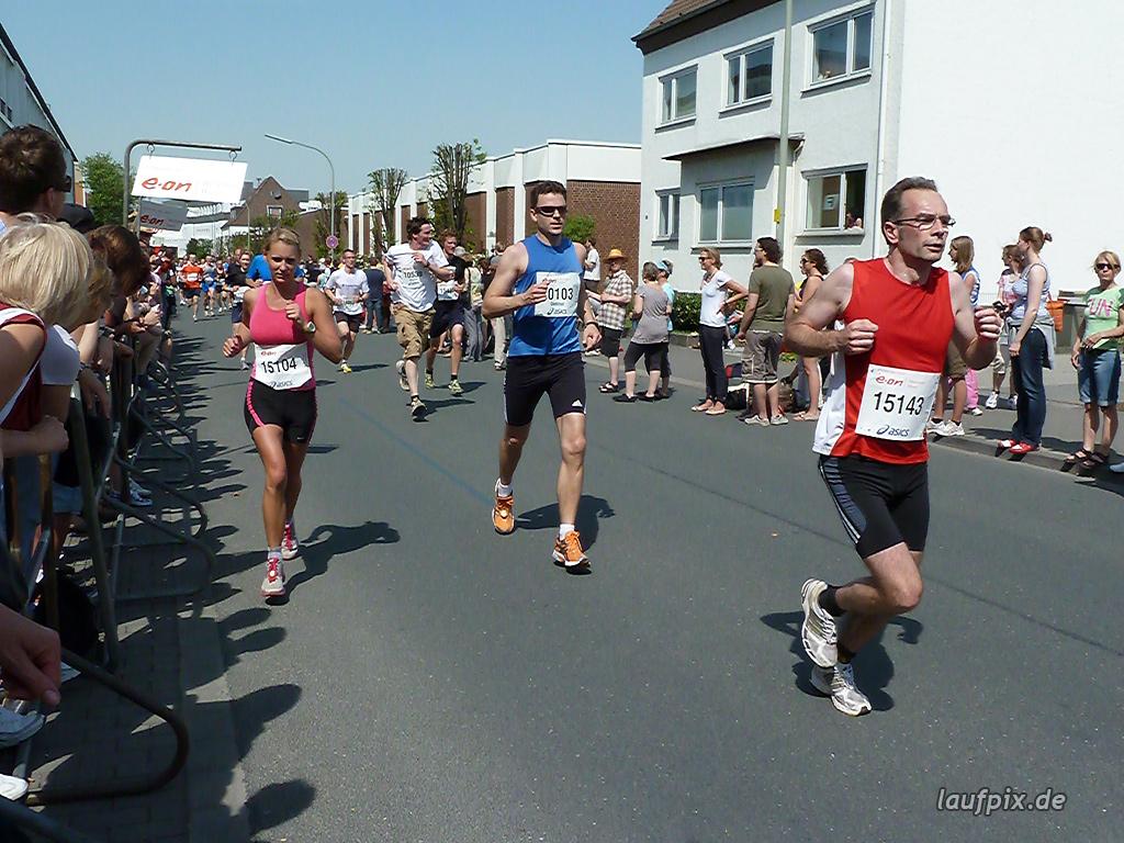 Paderborner Osterlauf 10km Ziel 2011 - 478