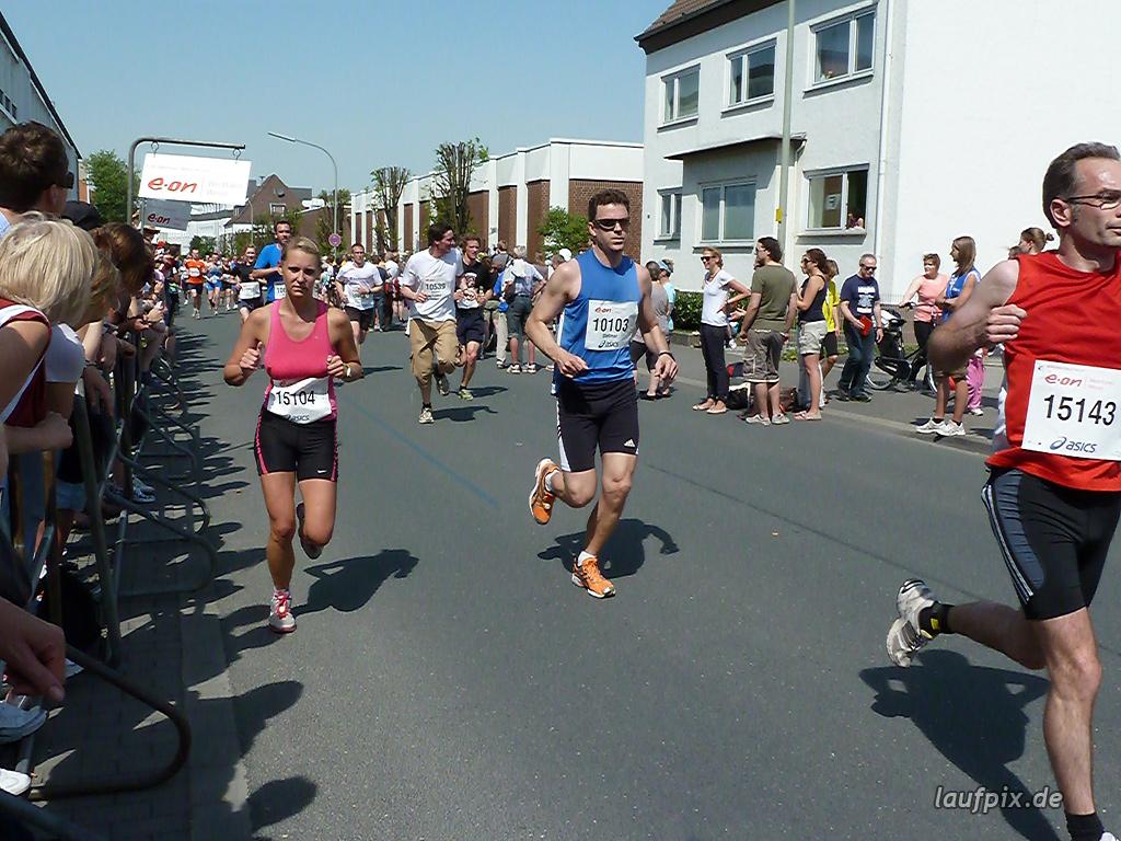 Paderborner Osterlauf 10km Ziel 2011 - 479