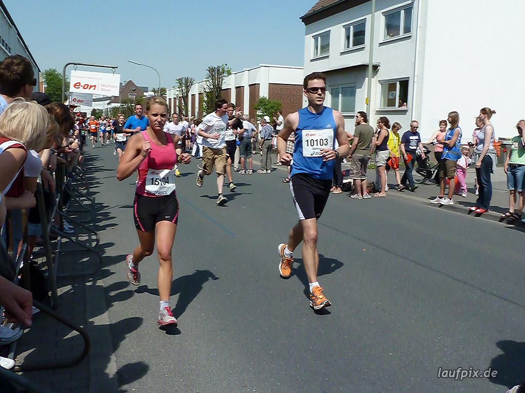 Paderborner Osterlauf 10km Ziel 2011 - 480
