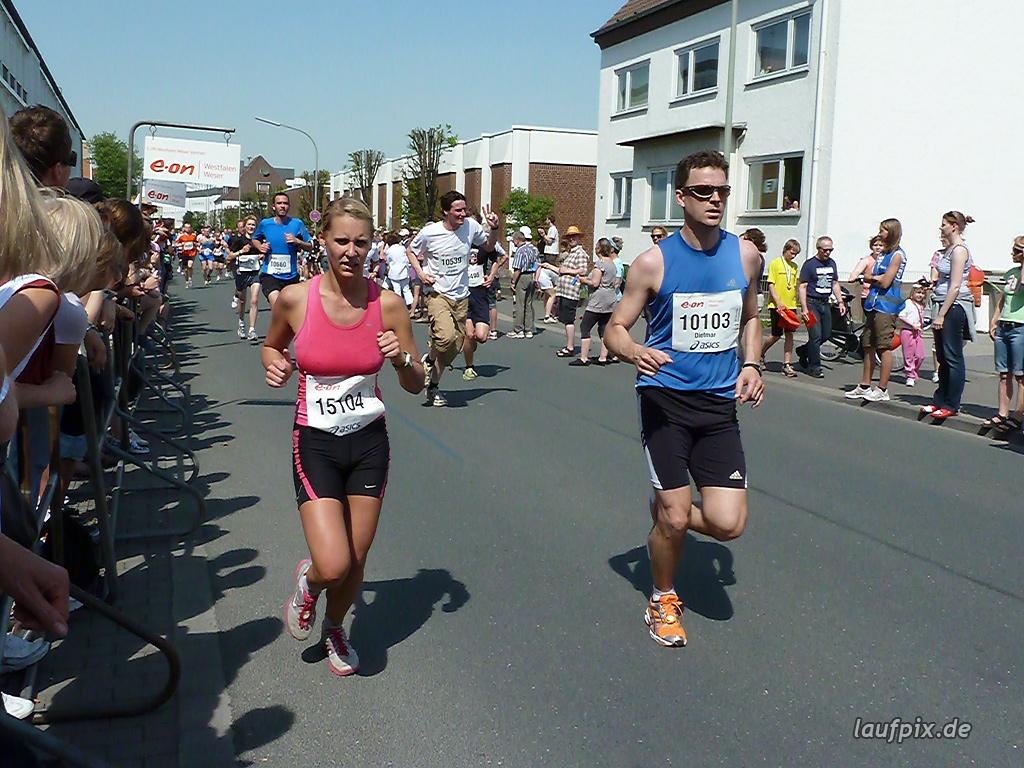 Paderborner Osterlauf 10km Ziel 2011 - 481
